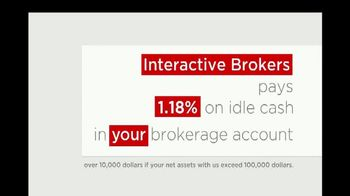 Interactive Brokers TV Spot, 'Move Your Account to Interactive Brokers' - Thumbnail 3