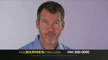 The Barnes Firm TV Spot, 'You Probably Have Questions' - Thumbnail 1