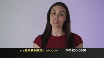 The Barnes Firm TV Spot, 'You Probably Have Questions' - Thumbnail 7