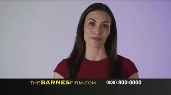 The Barnes Firm TV Spot, 'You Probably Have Questions' - Thumbnail 8