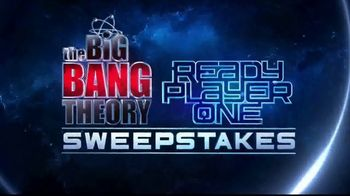 The Big Bang Theory Ready Player One Sweepstakes TV Spot, 'Screening' - Thumbnail 2