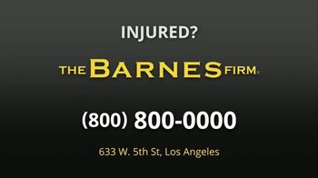 The Barnes Firm TV Spot, 'Choose Experience and Success' - Thumbnail 6