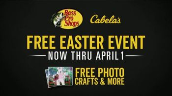 Bass Pro Shops Easter Event TV Spot, 'We Stand Together' - Thumbnail 9