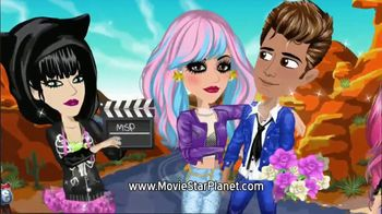 MovieStarPlanet.com TV Spot, 'Joint Brand'
