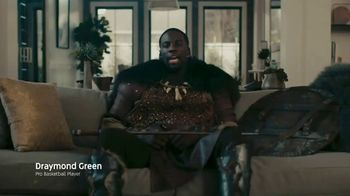 YouTube TV TV Spot, 'Never Miss My Shows: $40' Featuring Draymond Green - Thumbnail 1