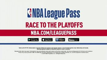NBA League Pass TV Spot, 'Anytime, Anywhere' - Thumbnail 5