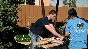 Grantham University TV Spot, 'Military Makeover' - Thumbnail 1