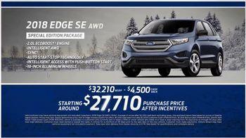 2018 Ford Edge TV Spot, 'Innovative Tech, Head-Turning Style' [T2] - Thumbnail 9
