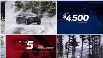 2018 Ford Edge TV Spot, 'Innovative Tech, Head-Turning Style' [T2] - Thumbnail 3