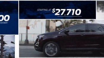 2018 Ford Edge TV Spot, 'Innovative Tech, Head-Turning Style' [T2] - Thumbnail 4