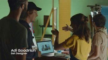 Dropbox TV Spot, 'Curious Energy: Adi Goodrich' Song by Woodkid