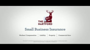 The Hartford TV Spot, 'The Unexpected: Wired Up' - Thumbnail 9