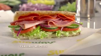 Subway Sub of the Day TV Spot, 'Every Day Is Different' - Thumbnail 6