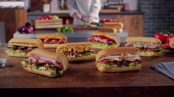 Subway Sub of the Day TV Spot, 'Every Day is Different'