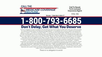 Medicare Coverage Helpline TV Spot, 'Lower Out-of-Pocket Costs' - Thumbnail 9