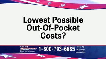 Medicare Coverage Helpline TV Spot, 'Lower Out-of-Pocket Costs' - Thumbnail 2
