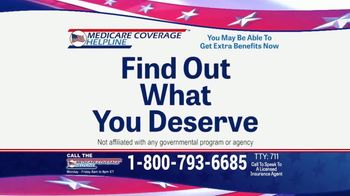 Medicare Coverage Helpline TV Spot, 'Lower Out-of-Pocket Costs' - Thumbnail 4