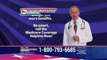 Medicare Coverage Helpline TV Spot, 'Lower Out-of-Pocket Costs' - Thumbnail 6
