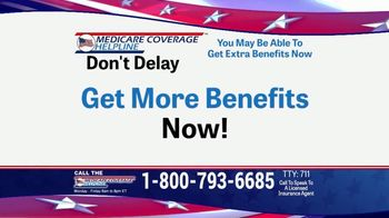 Medicare Coverage Helpline TV Spot, 'Lower Out-of-Pocket Costs' - Thumbnail 8