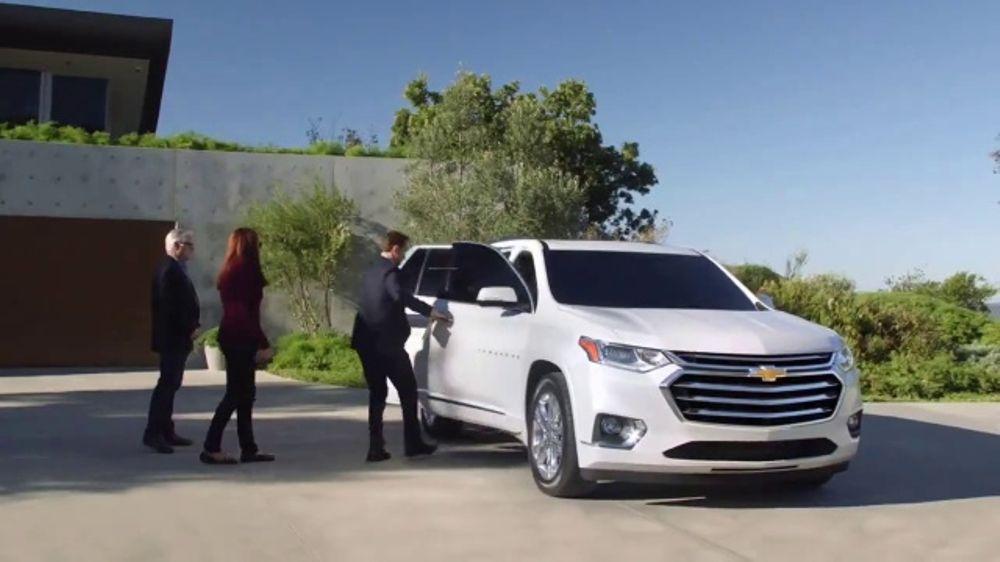 2018 Chevrolet Traverse TV Commercial, 'Family Reunion ...
