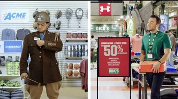 Dick's Sporting Goods TV Spot, 'Guerra de precios' [Spanish] - Thumbnail 1
