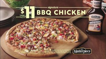 Papa Murphy's BBQ Chicken Pizza TV Spot, 'Law of Fresh' - Thumbnail 6