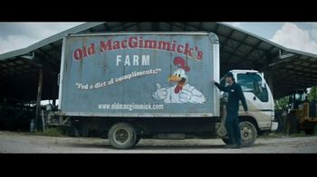 Sanderson Farms TV Spot, 'Old MacGimmick' - 24 commercial airings