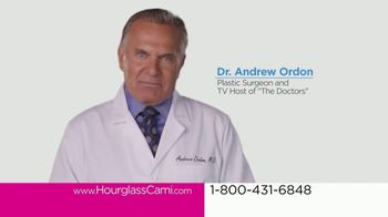 Genie Hourglass Cami TV Spot, 'Instant Fix: Waistline' Ft. Dr. Andrew Ordon - 6 commercial airings