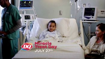 Dairy Queen TV Spot, '2017 Miracle Treat Day' - Thumbnail 1