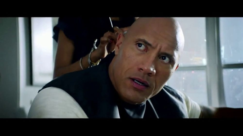 Apple iPhone 7 TV Commercial, 'The Rock x Siri Dominate the Day' - Video