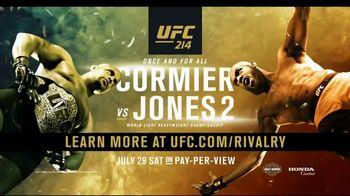 UFC 214: Cormier vs. Jones 2: Demons thumbnail