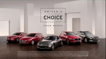 Mazda Driver's Choice Event TV Spot, 'Driving Matters: 2017 Premium SUVs' - Thumbnail 8