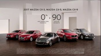 Mazda Driver's Choice Event TV Spot, 'Driving Matters: 2017 Premium SUVs' - Thumbnail 9
