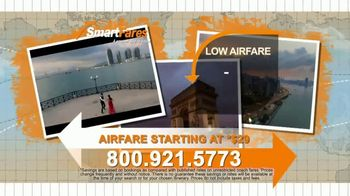 SmartFares TV Spot, 'The Lowest Airfare Possible' - Thumbnail 7