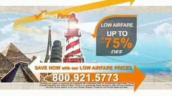 SmartFares TV Spot, 'The Lowest Airfare Possible' - Thumbnail 2