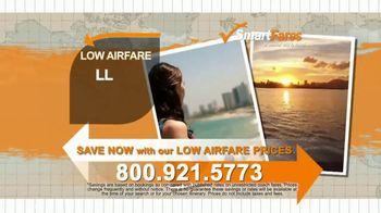 SmartFares TV Spot, 'The Lowest Airfare Possible' - Thumbnail 4