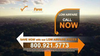 SmartFares TV Spot, 'The Lowest Airfare Possible' - Thumbnail 6