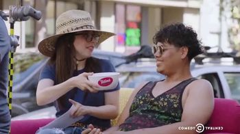 Totino's TV Spot, 'Comedy Central: SDCC' Featuring Esther Povitsky - 7 commercial airings