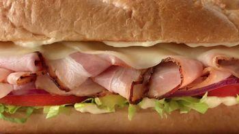 Arby's Smoked Italian Porchetta TV Spot, 'Burger' Song by Andrea Bocelli - Thumbnail 6