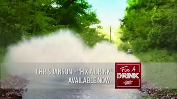 HitsMeUp TV Spot, 'Chris Janson: Fix a Drink'