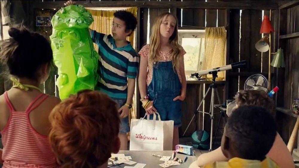 Walgreens TV Commercial, 'Summer Needs Help: Sunscreen'