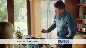 Enbrel TV Spot, 'My Dad's Pain' Featuring Phil Mickelson - Thumbnail 6