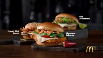 McDonald's Signature Crafted Sandwiches TV Spot, 'Sauce Game' - Thumbnail 7