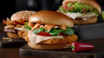 McDonald's Signature Crafted Sandwiches TV Spot, 'Sauce Game' - Thumbnail 9