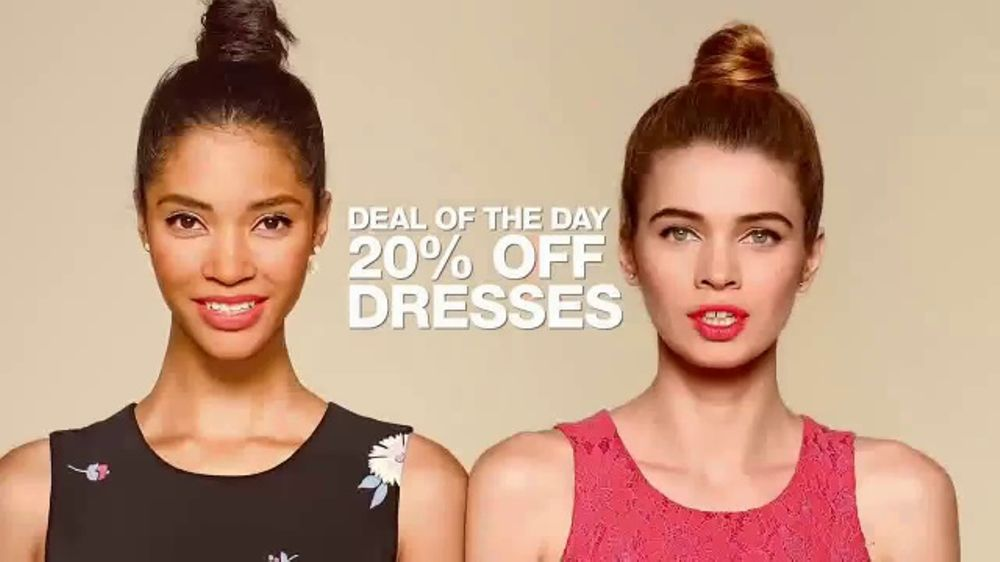 Macy S One Day Sale Tv Commercial Dresses Suits And