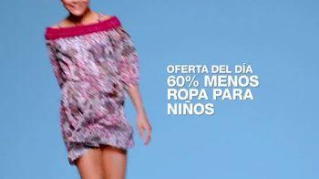 Macy's Venta de Un Dia TV Spot, 'Vestidos y camisas de vestir' [Spanish] - Thumbnail 7