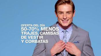 Macy's Venta de Un Dia TV Spot, 'Vestidos y camisas de vestir' [Spanish] - Thumbnail 6