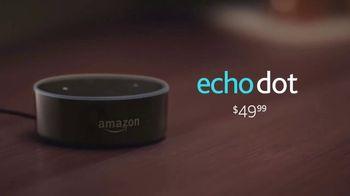 Amazon Echo Dot TV Spot, 'Echo Moments: Break-Fast' - Thumbnail 2
