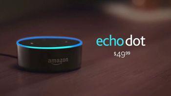 Amazon Echo Dot TV Spot, 'Echo Moments: Break-Fast' - Thumbnail 3