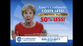 Craftmatic TV Spot, 'Save on Adjustable Beds' - Thumbnail 2